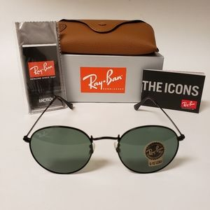 Rayban Round Sunglasses RB3447